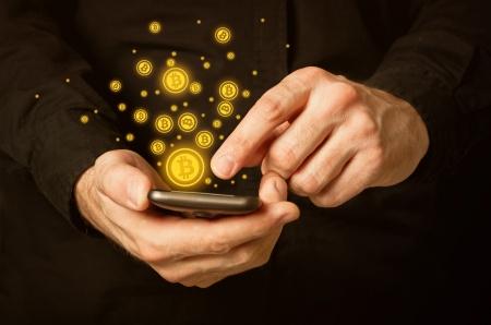 Bitcoin on Mobile Platforms