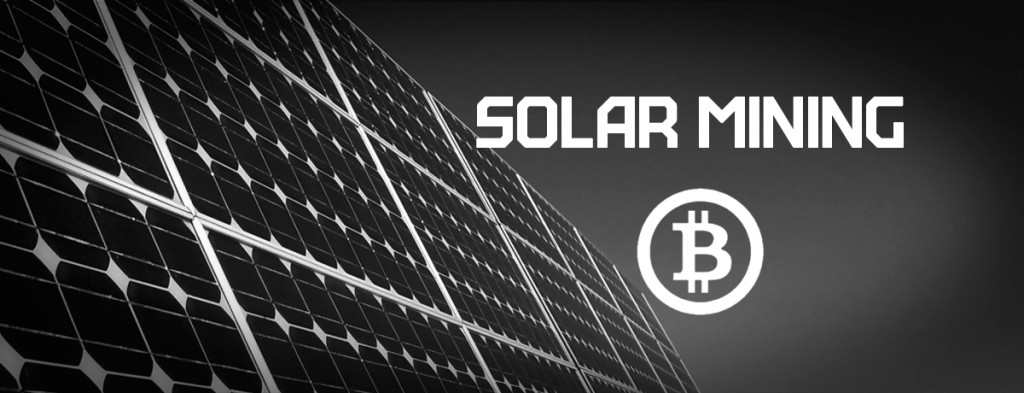 Is There a Future in Solar Bitcoin Mining?