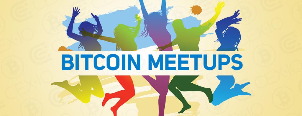 About bitcoin meetups