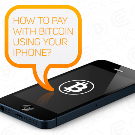 How to pay with bitcoin using your iPhone