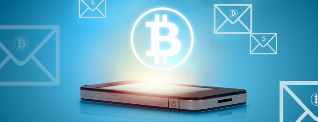 Wallets: Integrating bitcoin into text messages