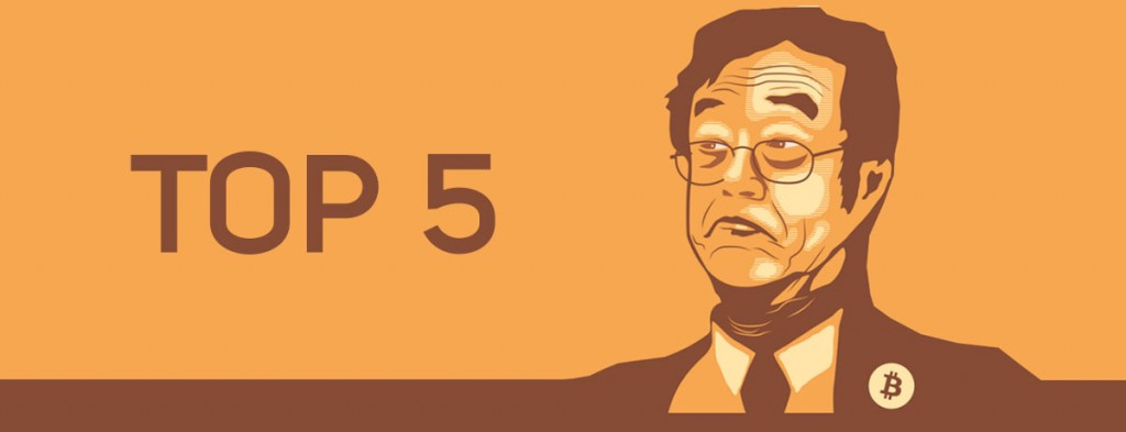 Satoshi Nakamoto: TOP-5 Facts about the man behind Bitcoin