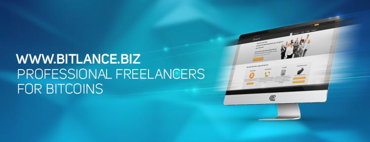 Bitcoin startups: Find freelancers for bitcoins at bitlance.biz