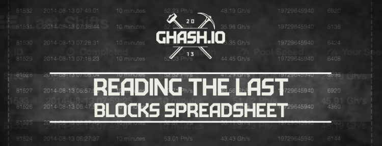GHash.IO: Reading the Last Blocks Spreadsheet