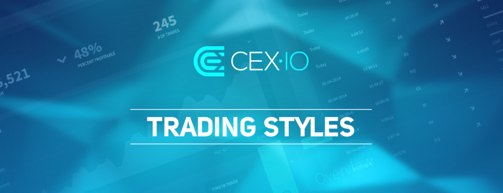 Successful Trading with CEX.IO: Trading Styles