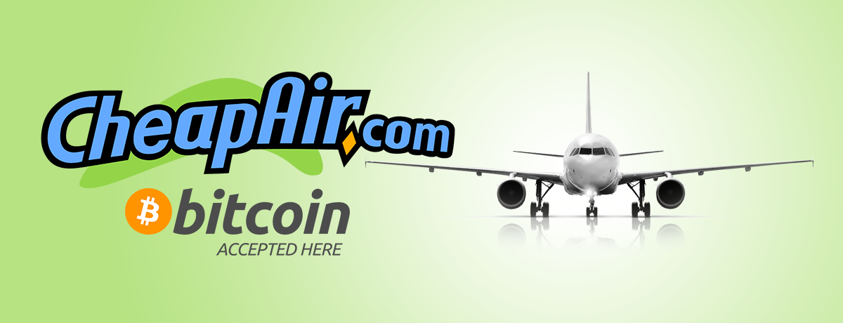 CheapAir Takes a Flyer With Bitcoin, Litecoin and Dogecoin!