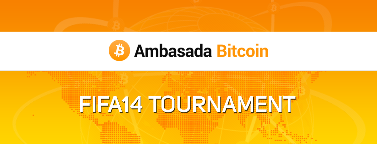 FIFA2014 Tournament in Ambasada Bitcoin