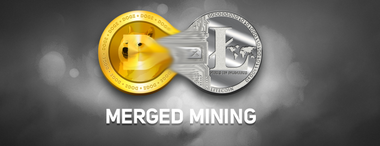 Dogecoin and Litecoin as an Example of Merged Mining
