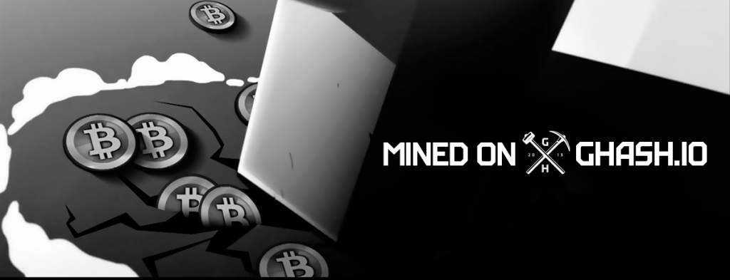 Bitcoin Mining With GHash.IO: First Results