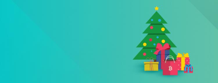 The Christmas Presents You Can Buy on Bitcoins