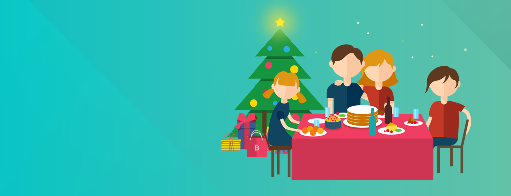 How to Be Not Over-Enthusiastic about Bitcoin on Christmas