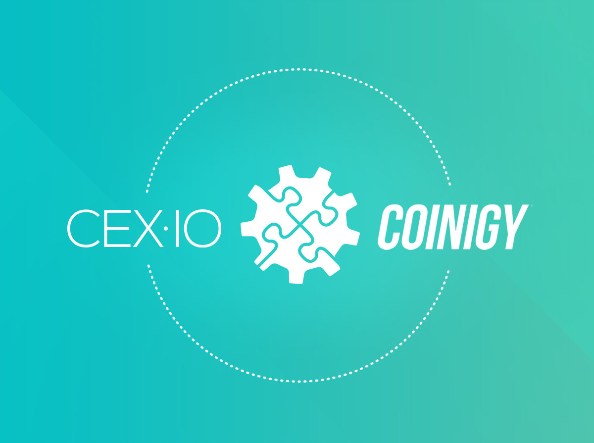 CEX.IO Bitcoin & Crypto Exchange Is Added to Coinigy