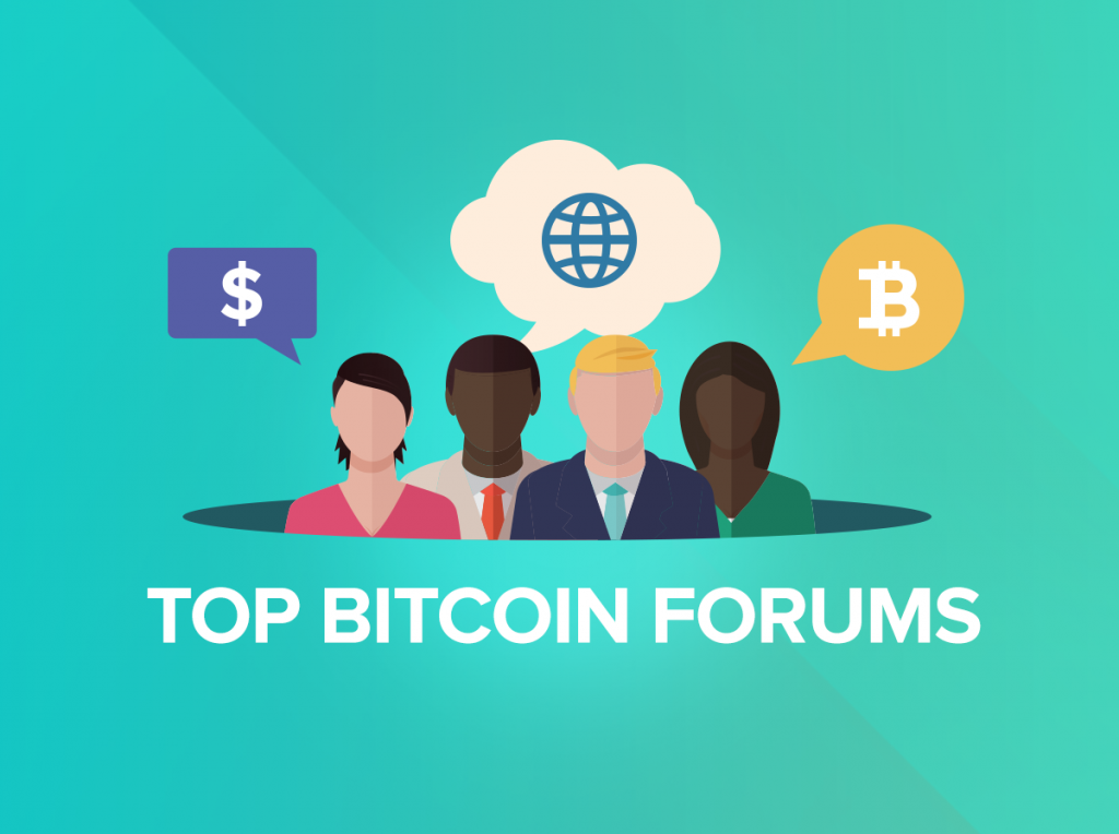 Bitcoin Forums Overview