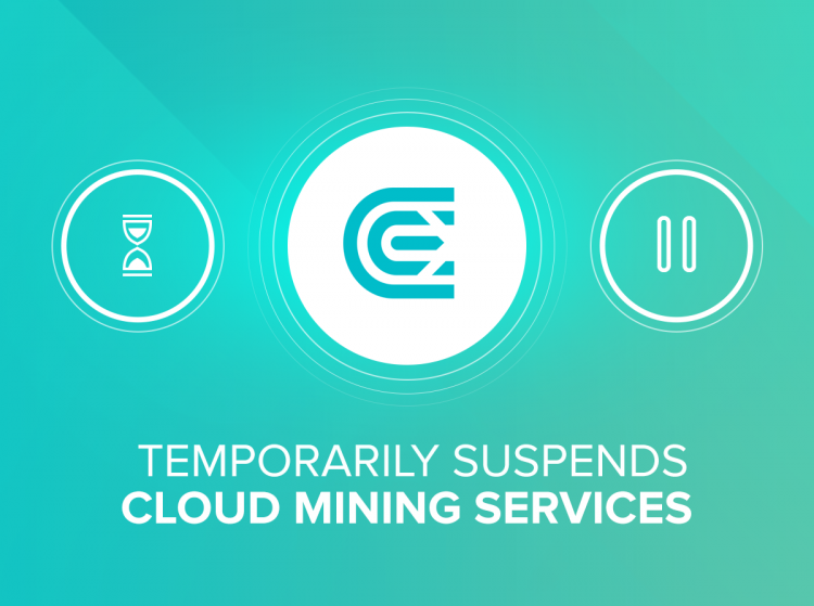 Official Statement on Cloud Mining