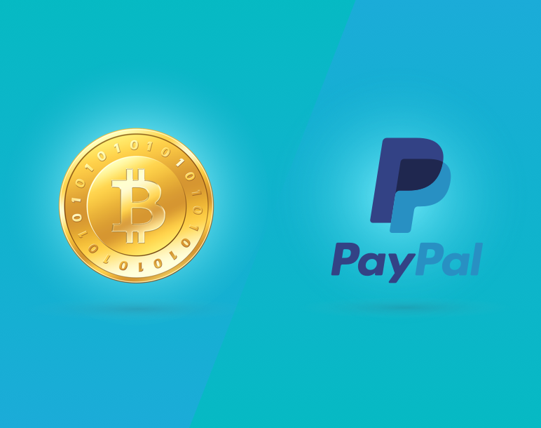 sell bitcoins paypal