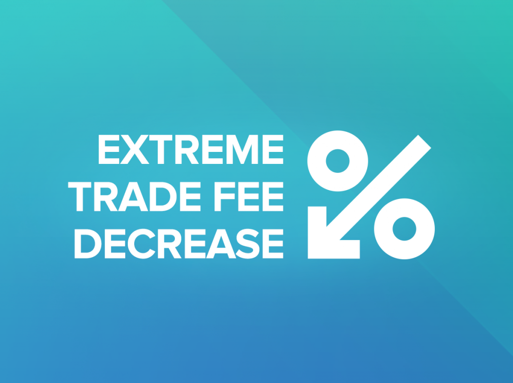 Trade Fee Decrease on CEX.IO Bitcoin Exchange