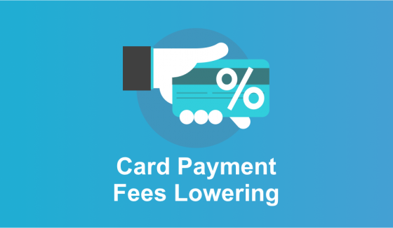 Extreme Commission Lowering for Card Payments