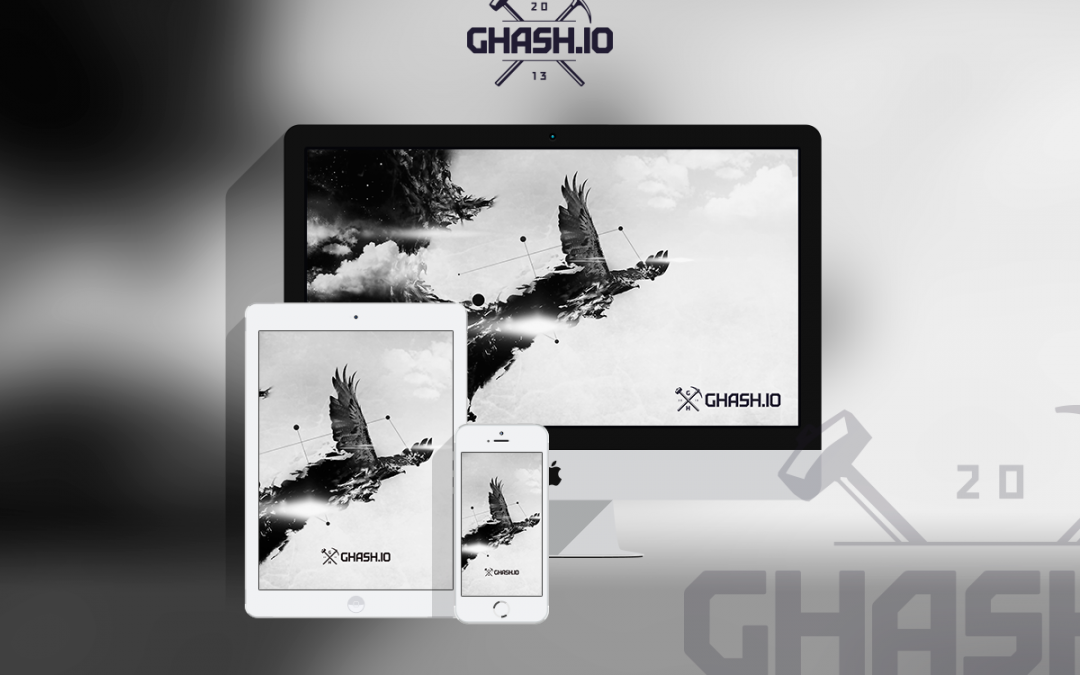 GHash.IO Wallpapers Anthology