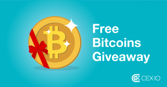 Free Bitcoins Giveaway