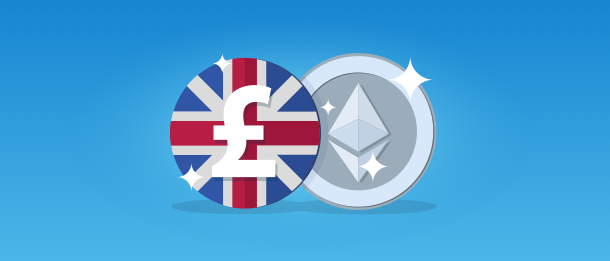 ETH/GBP Pair Added to CEX.IO Ethereum Market