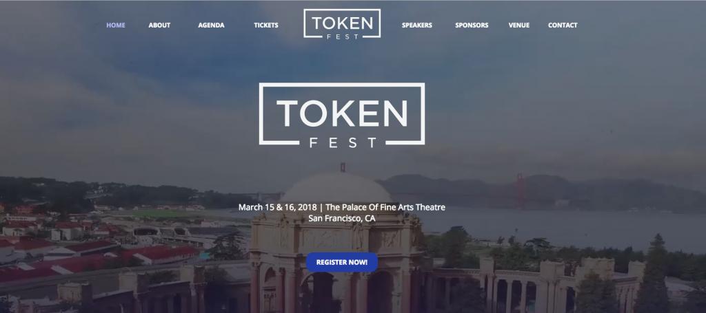 Token Fest 2018