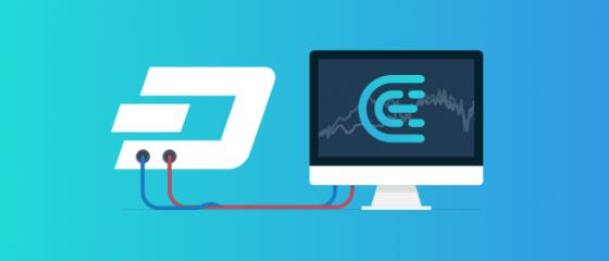 CEX.IO Launches DASH Trading