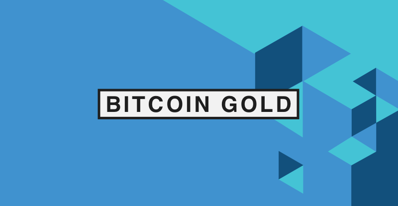Update on Bitcoin Gold