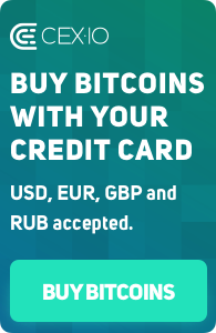 Buy bitcoins with credit card on cex.io