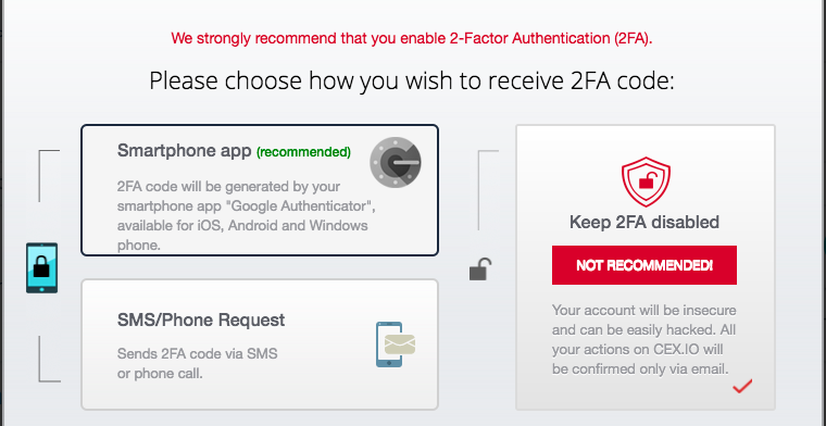 Using 2FA of Google for enhanced account safety and security
