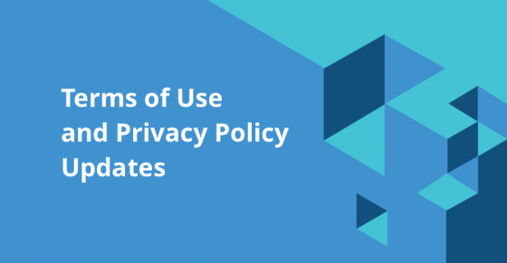 GDPR Compliance: Terms of Use and Privacy Policy Updates