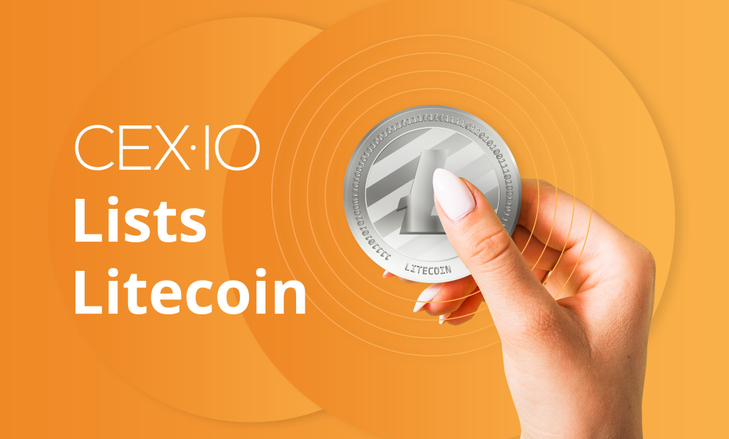 Cex To Introduce Litecoin Trading Pairs