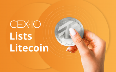 CEX.IO to Introduce Litecoin Trading Pairs