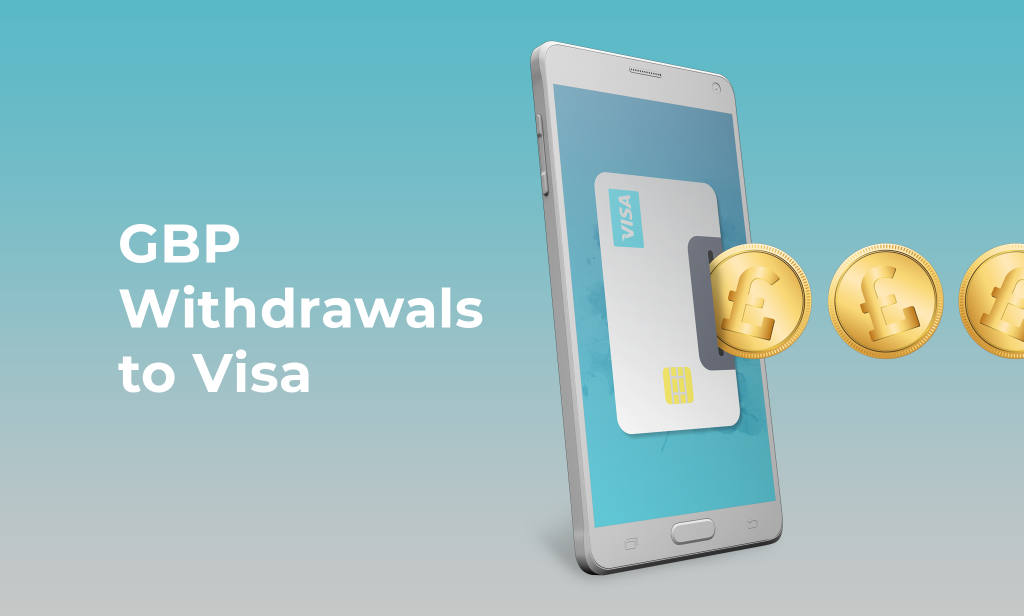 GBP Withdrawals to Visa Cards on CEX.IO