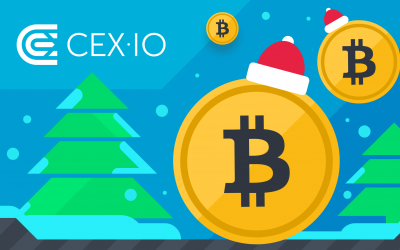 Get $50 from CEX.IO for the Holidays