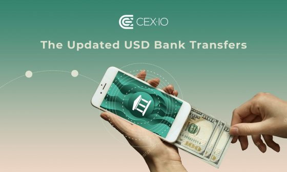 Update on USD Wire Transfers on CEX.IO
