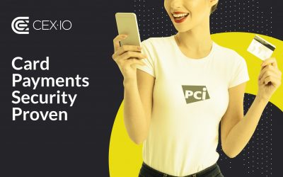 Proven Card Payment Security: CEX.IO Meets PCI DSS Level 1 Requirements