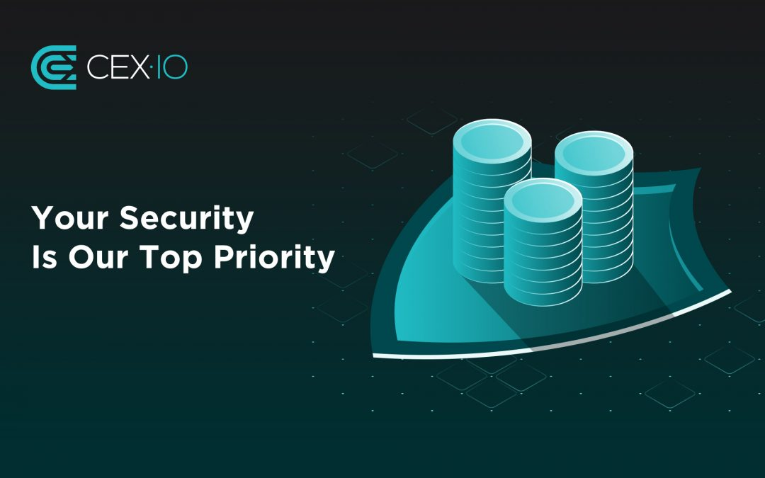 Your Security Is Our Top Priority