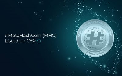 Update! New Coin on CEX.IO: Welcome #MetaHashCoin!