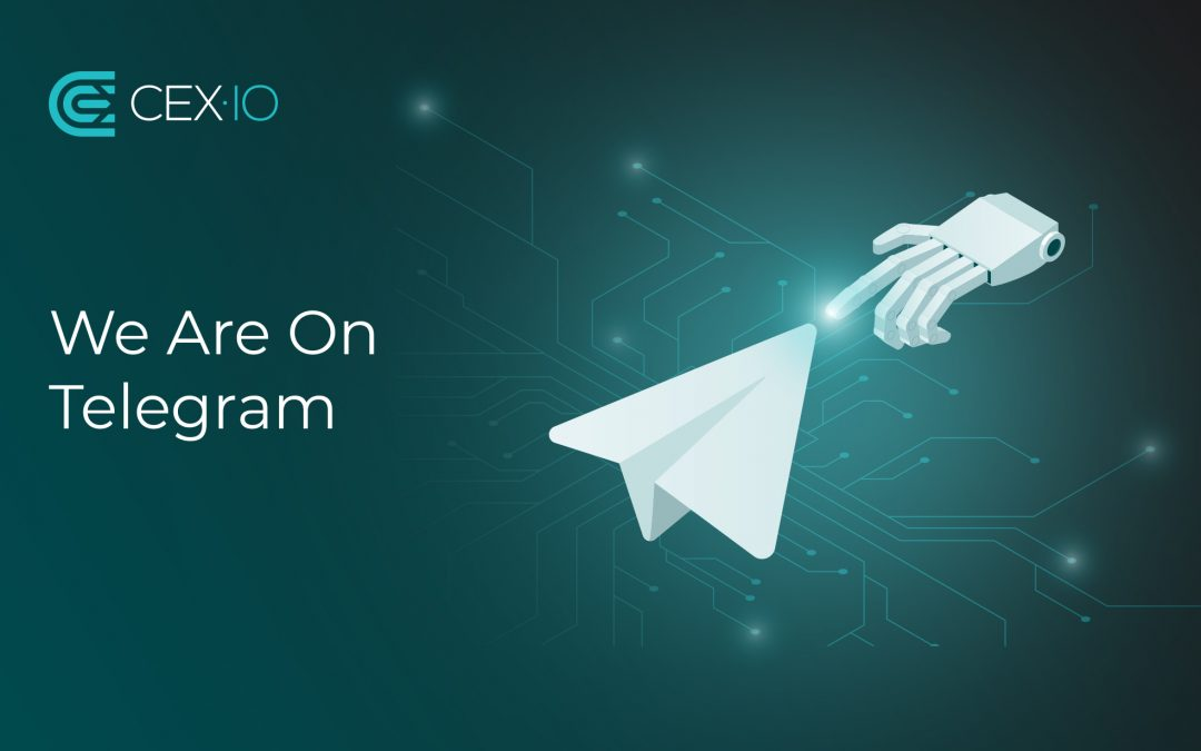 Official Telegram Community for All CEX.IO Customers