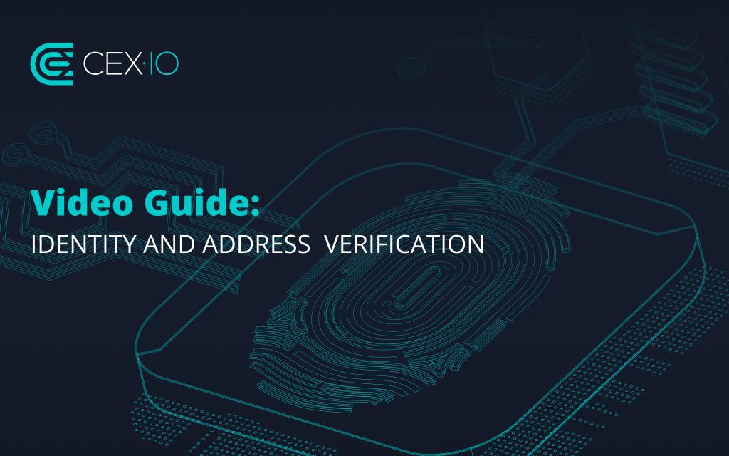 Identity and Address Verification Guide