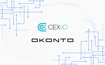 CEX.IO Partners with OKONTO to Develop New Financial Market