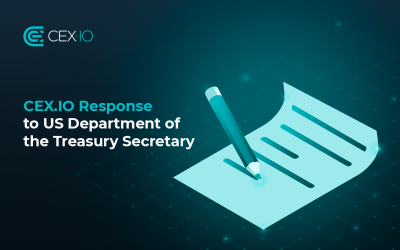 CEX.IO Response to US Department of the Treasury Secretary Mnuchin's Press Conference on Digital Assets and Cryptocurrency
