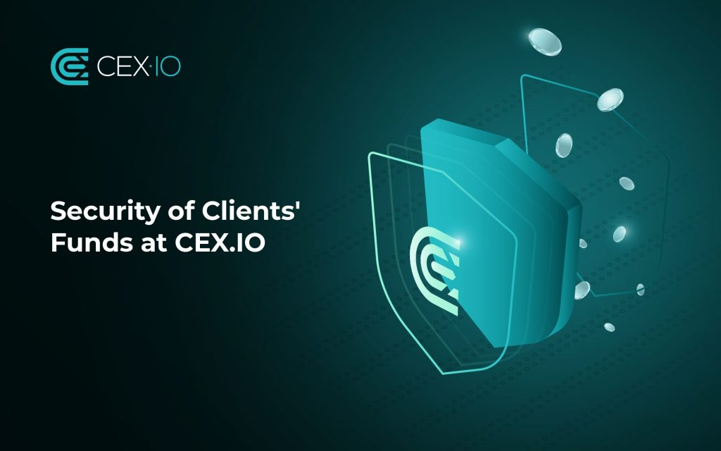 Security of Clients' Funds at CEX.IO
