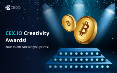 Announcing Creativity Awards at CEX.IO! Your creativity wanted!