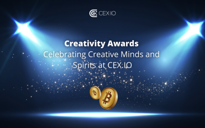 Celebrating Creative Minds and Spirits  at CEX.IO