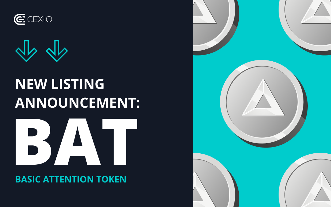 CEX.IO to list BAT token