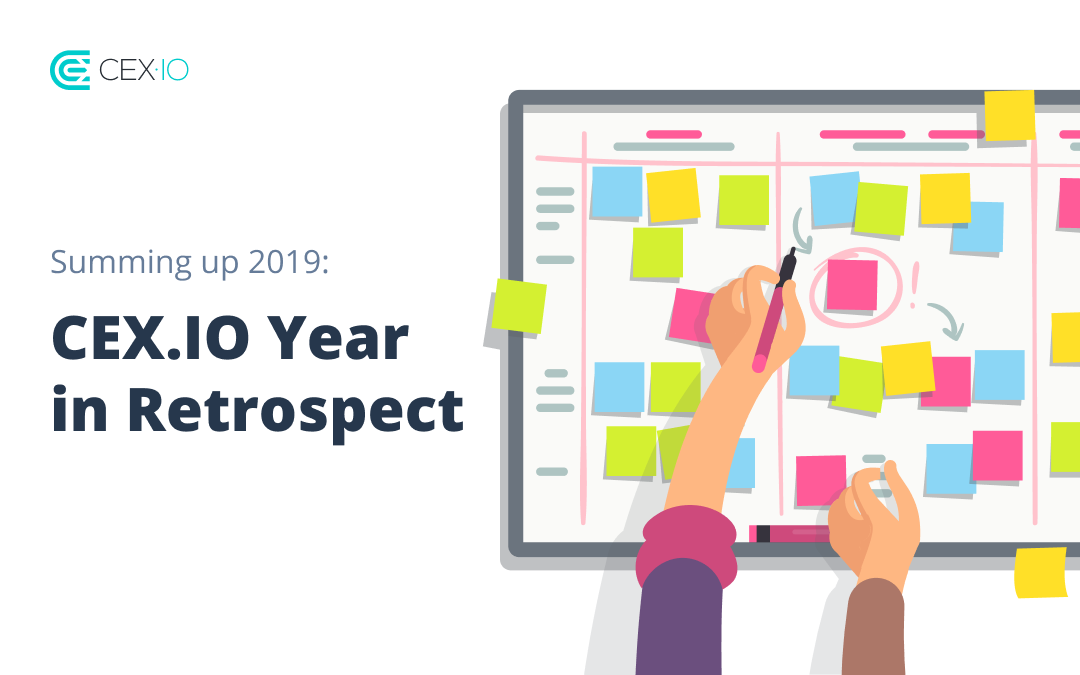 Summing up 2019: CEX.IO Year in Retrospect