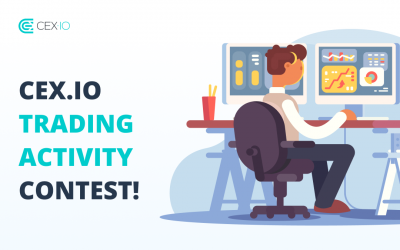 Announcing CEX.IO Trading Activity Contest