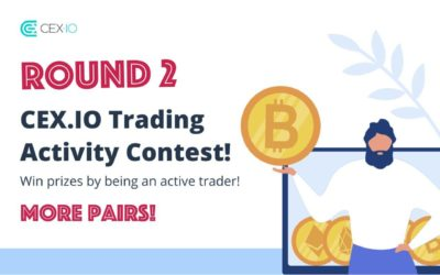 Announcing Round 2 Trading Activity Contest!