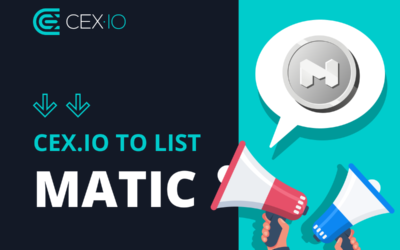 CEX.IO to list MATIC